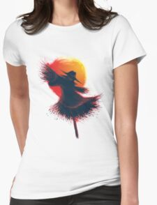 The Harvest Womens Fitted T-Shirt