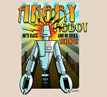 Angry Robot t-shirt Unisex T-Shirt