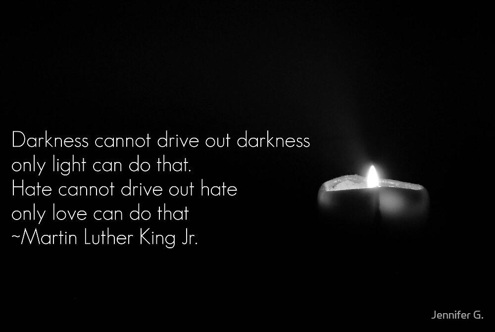 Martin Luther King Jr. by Jennifer G.