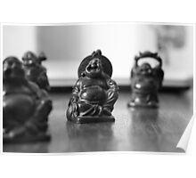 Mini buddha  Poster