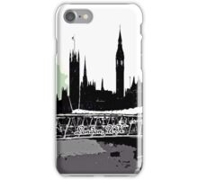 London, UK iPhone Case/Skin