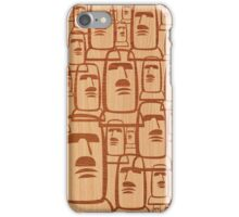 Easter Island - Mixed iPhone Case/Skin