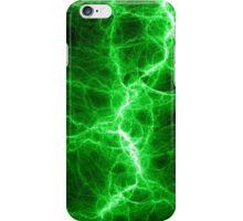Green L iPhone Case/Skin