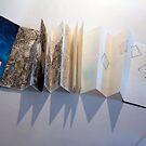 Carte blanche pour un stylo en bout de course by Pascale Baud