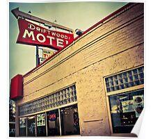 Driftwood Motel & Diner  Poster