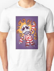 Sock Monkey Swirl T-Shirt