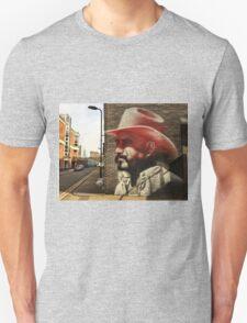 El Mac's The Shoreditch Cowboy  Unisex T-Shirt