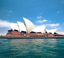 Opera House - Sydney by Thanh Nam Nguyen