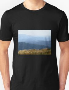 Misty Mountains - Victoria's High Country T-Shirt