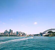 City of Sydney by Thanh Nam Nguyen