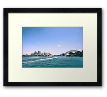 City of Sydney Framed Print