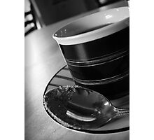 Espresso Time Photographic Print