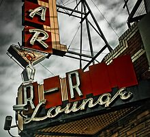 The R-R Lounge-selective HDR by John  De Bord Photography