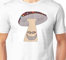 Evil Shroom Unisex T-Shirt