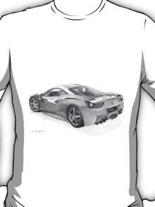 Ferrari  458 Italia T-Shirt