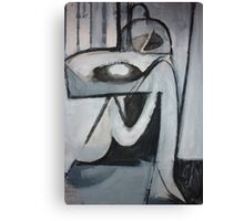 Quick B+W 14 Canvas Print