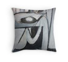 Quick B+W 14 Throw Pillow