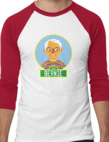 2016 Bernie Street Men's Baseball ¾ T-Shirt