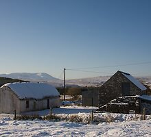 leamagowra winter by conalmcginley