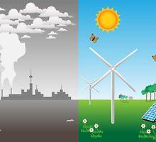 Renewable energy by Meletios Verras