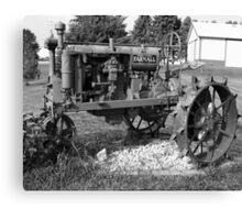 Antique Farmall Tractor Canvas Print