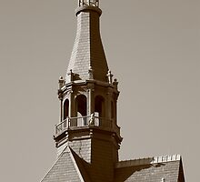 Steeple by Frank Romeo