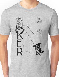 Joker Monkey Unisex T-Shirt