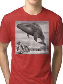 The Homecoming Tri-blend T-Shirt