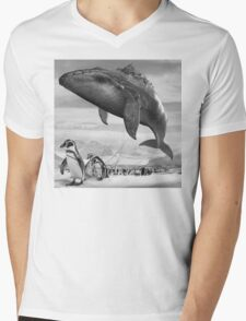 The Homecoming Mens V-Neck T-Shirt