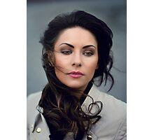 Women Portrait Photographic Print