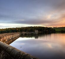 Linacre Reservoir Derbyshire by Roy Childs