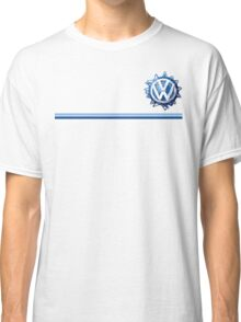 VW Classic Swirl and lines  Classic T-Shirt