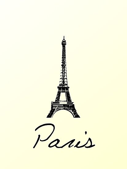 Paris Card by Claire Elford