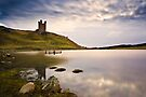 Dunstanburgh Castle, Northumberland Coast. UK by David Lewins
