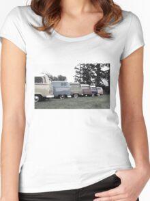 Kombi Haven Shirt Women's Fitted Scoop T-Shirt