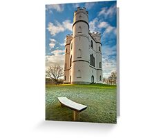 Lawrence Castle Greeting Card