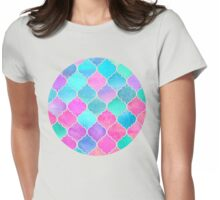 Bright Moroccan Morning - pretty pastel color pattern T-Shirt
