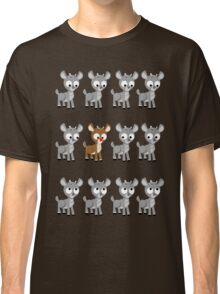 LOOK! It's Rudolph! v2 Classic T-Shirt