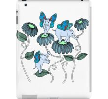 Look Out For Elephlies iPad Case/Skin