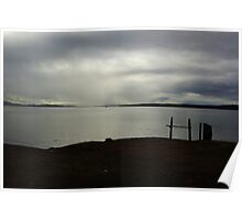 Tranquility on Gordon River Poster