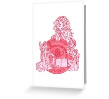 Hidden Stories of the Heart Greeting Card