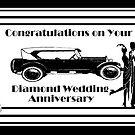 Diamond Wedding by Catherine Hamilton-Veal  ©