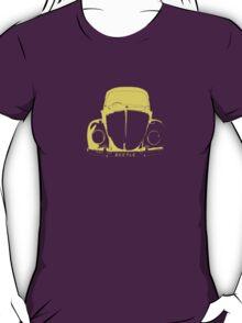 VW Beetle - Yellow T-Shirt
