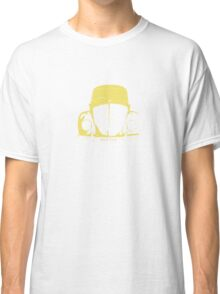 VW Beetle - Yellow Classic T-Shirt