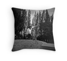 Stupid Bloody Tuesday! Throw Pillow