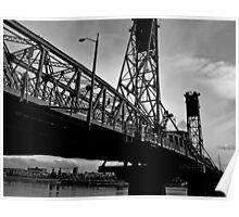 Hawthorne Bridge  Poster