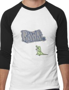 Dino Men's Baseball ¾ T-Shirt