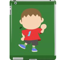 Villager ♂ - Super Smash Bros. iPad Case/Skin