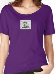 Tesla Stamp (Croatia) Women's Relaxed Fit T-Shirt