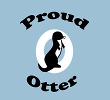 Proud Otter Unisex T-Shirt